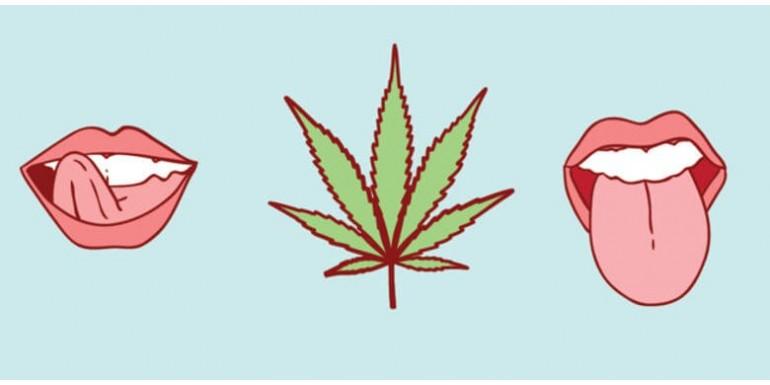 Marihuana con sabor dulce