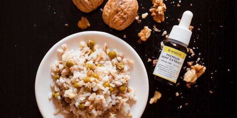 Aceite de marihuana para cocinar