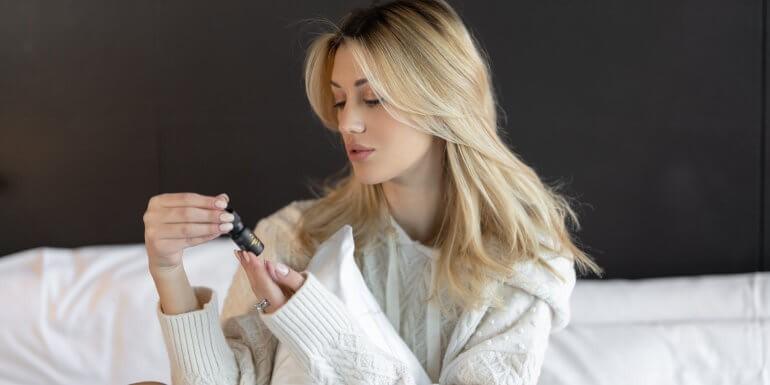 CBD y cabello