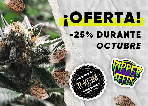 R-Kiem y Ripper Seeds 25%